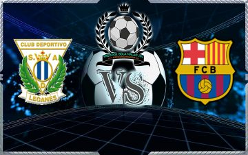 Prediksi Shoes Leganes vs Barcelona 27 September 2018