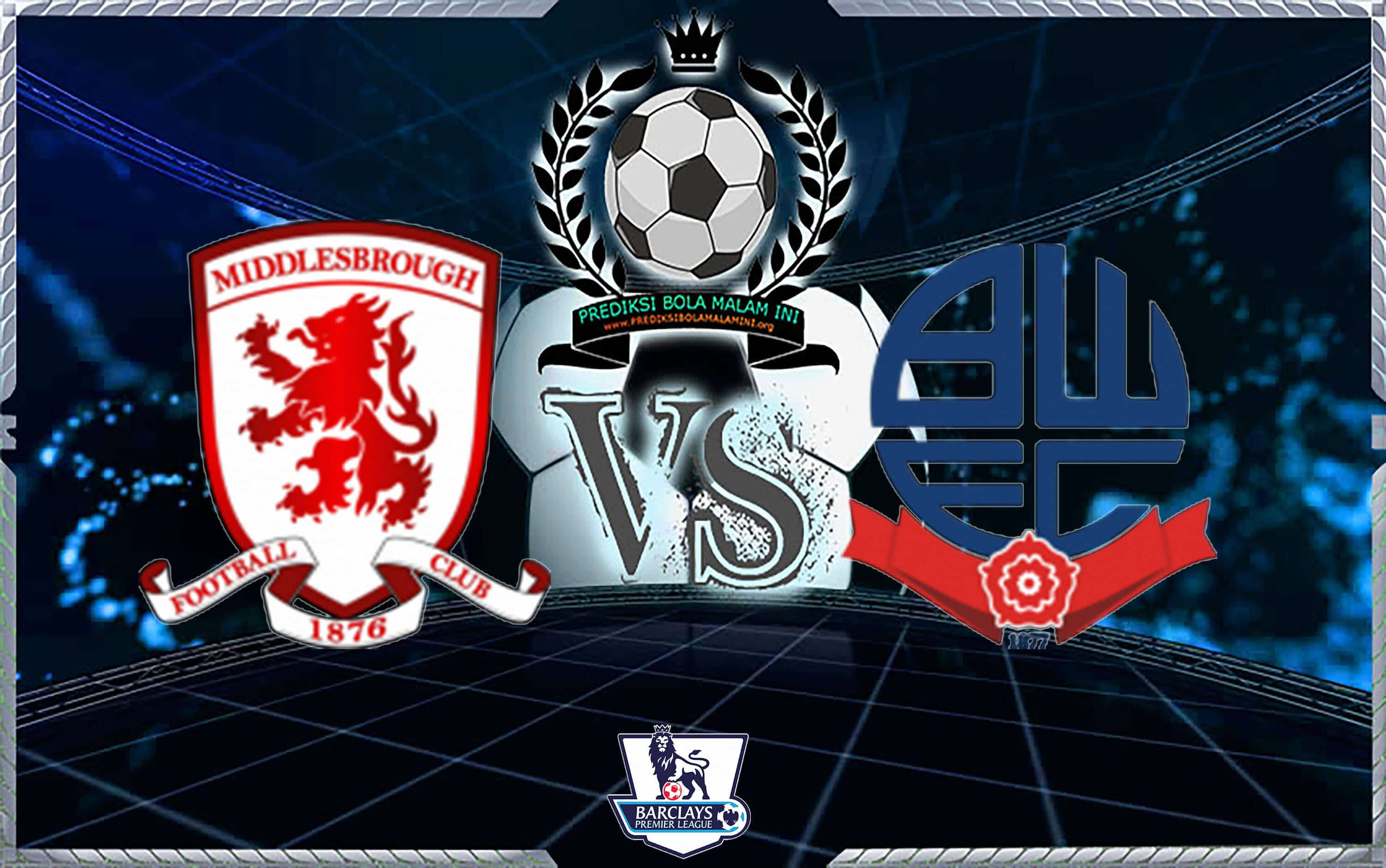 Prediksi Skor MIDDLESBROUGH Vs BOLTON WANDERERS 20 September 2018