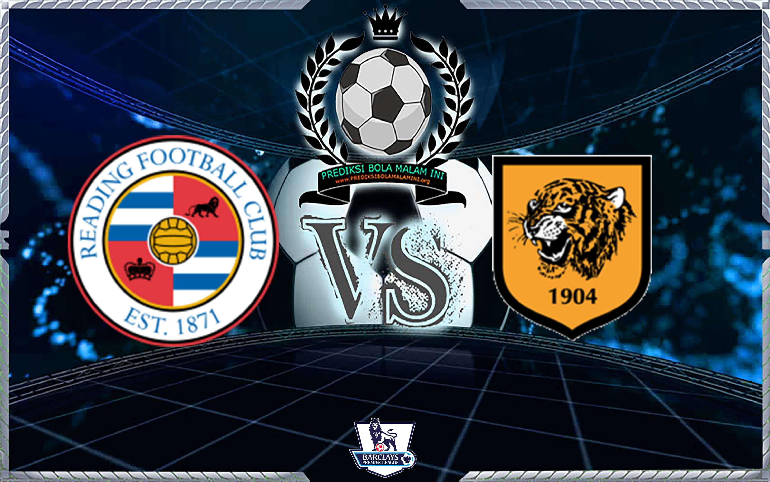 Predicks Skor MEMBACA Vs HULL CITY 22 September 2018