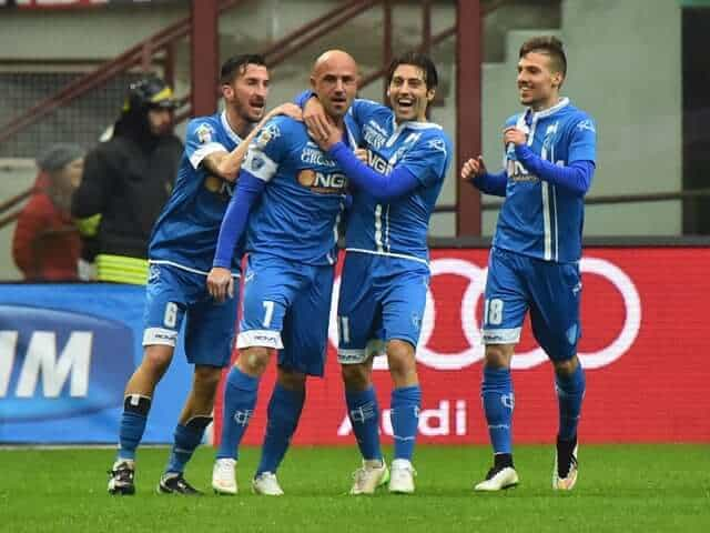 foto team football EMPOLI