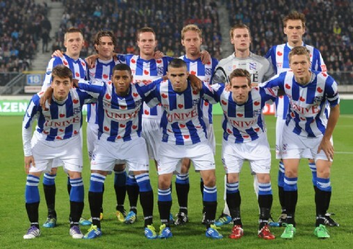 foto team football HEERENVEEN