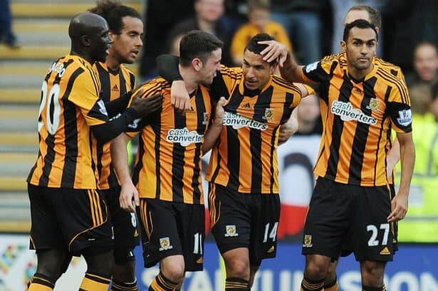 foto team football HULL CITY