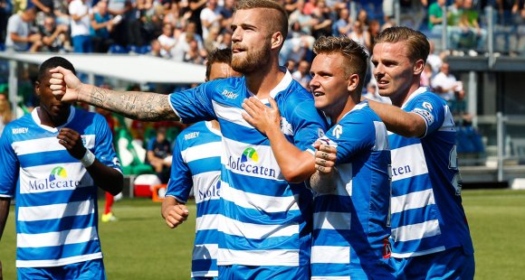 foto team football PEC Zwolle 2