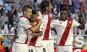 foto team football RAYO VALLECANO