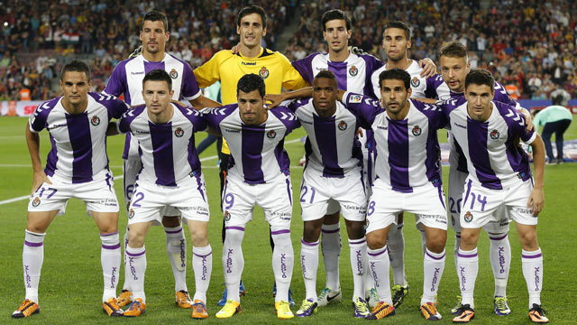 foto team football REAL VALLADOLID