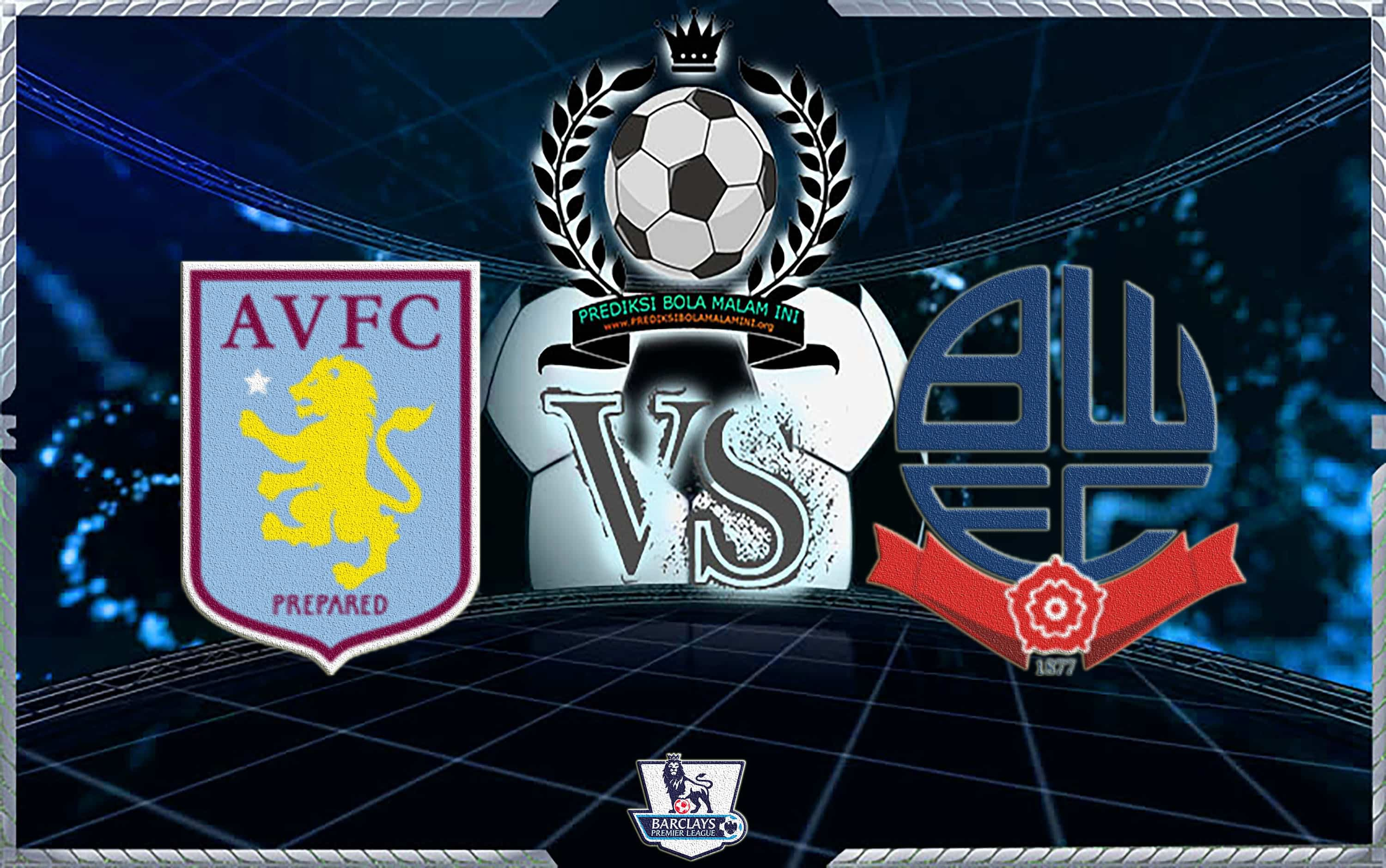 Predicks Skor ASTON VILLA VS BOLTON WANDERERS 3 November 2018