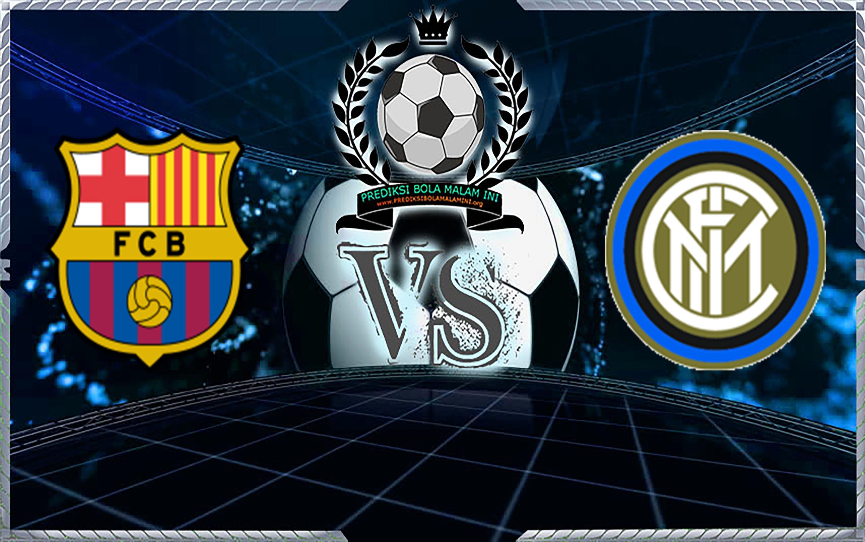 Prediksi Skor Barcelona Vs Inter Milan 25 Oktober 2018
