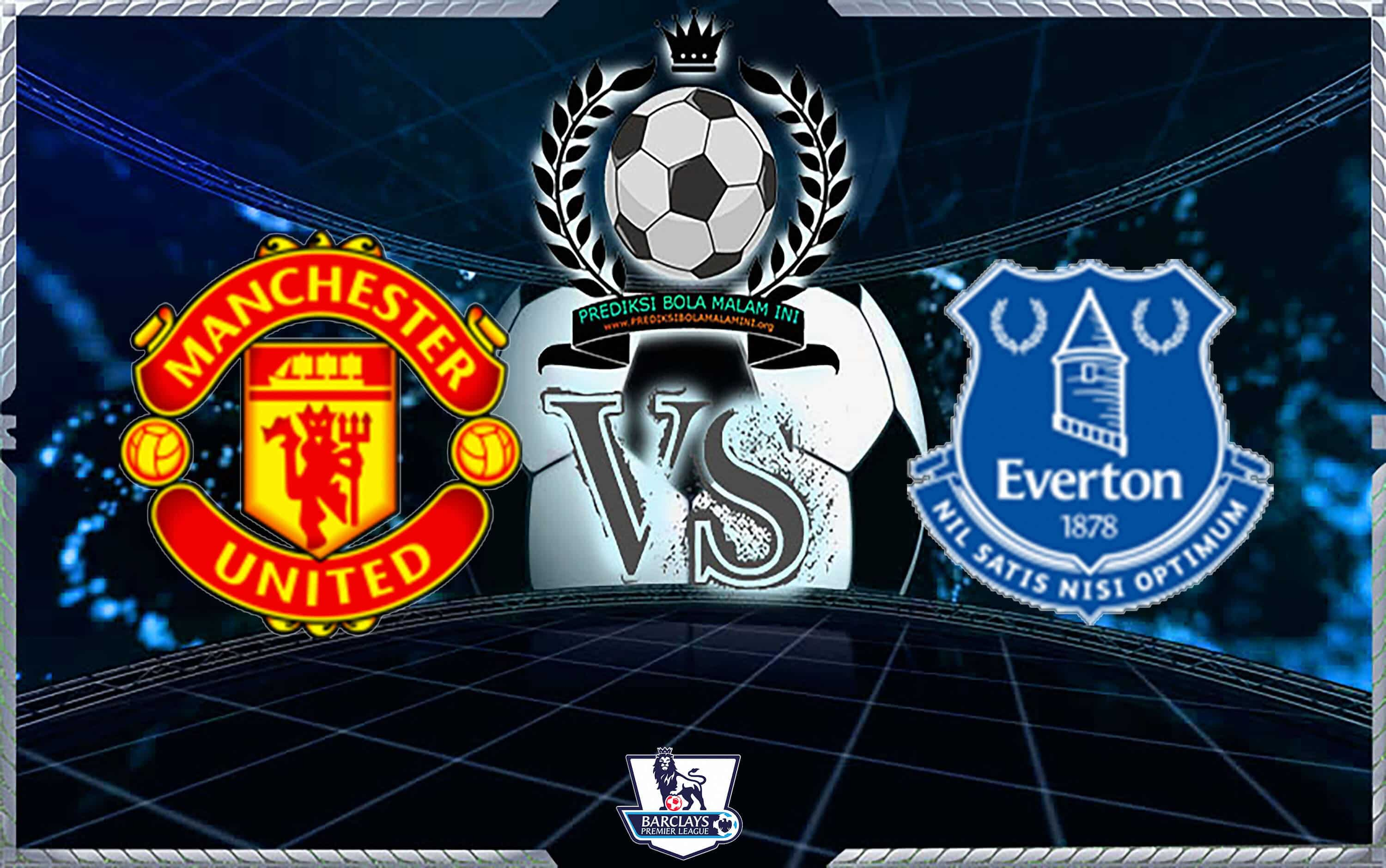 Predicks Skor MANCHESTER UNITED VS EVERTON 28 Oktober 2018