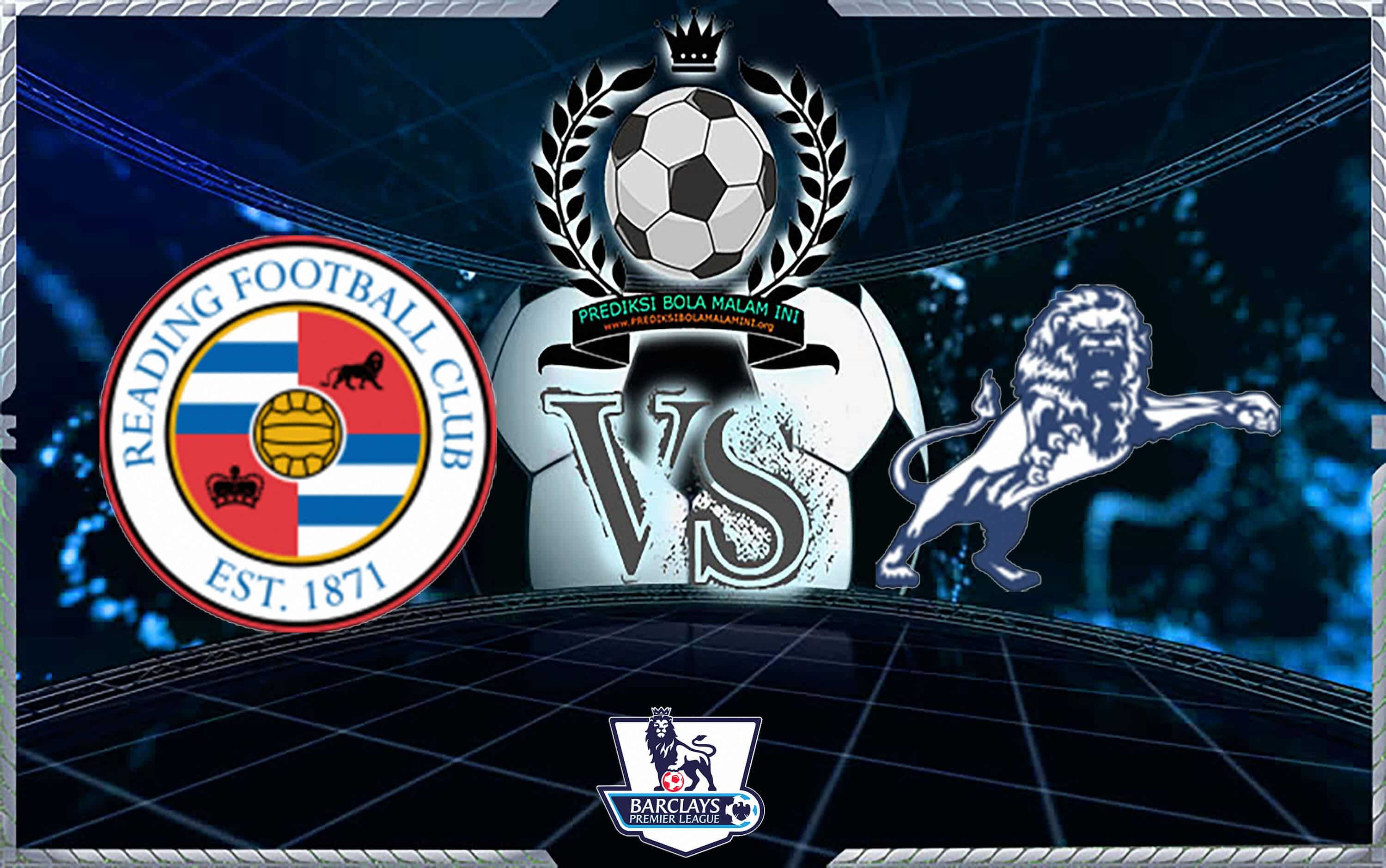 Prediksi Skor READING Vs MILLWALL 20 oktober 2018