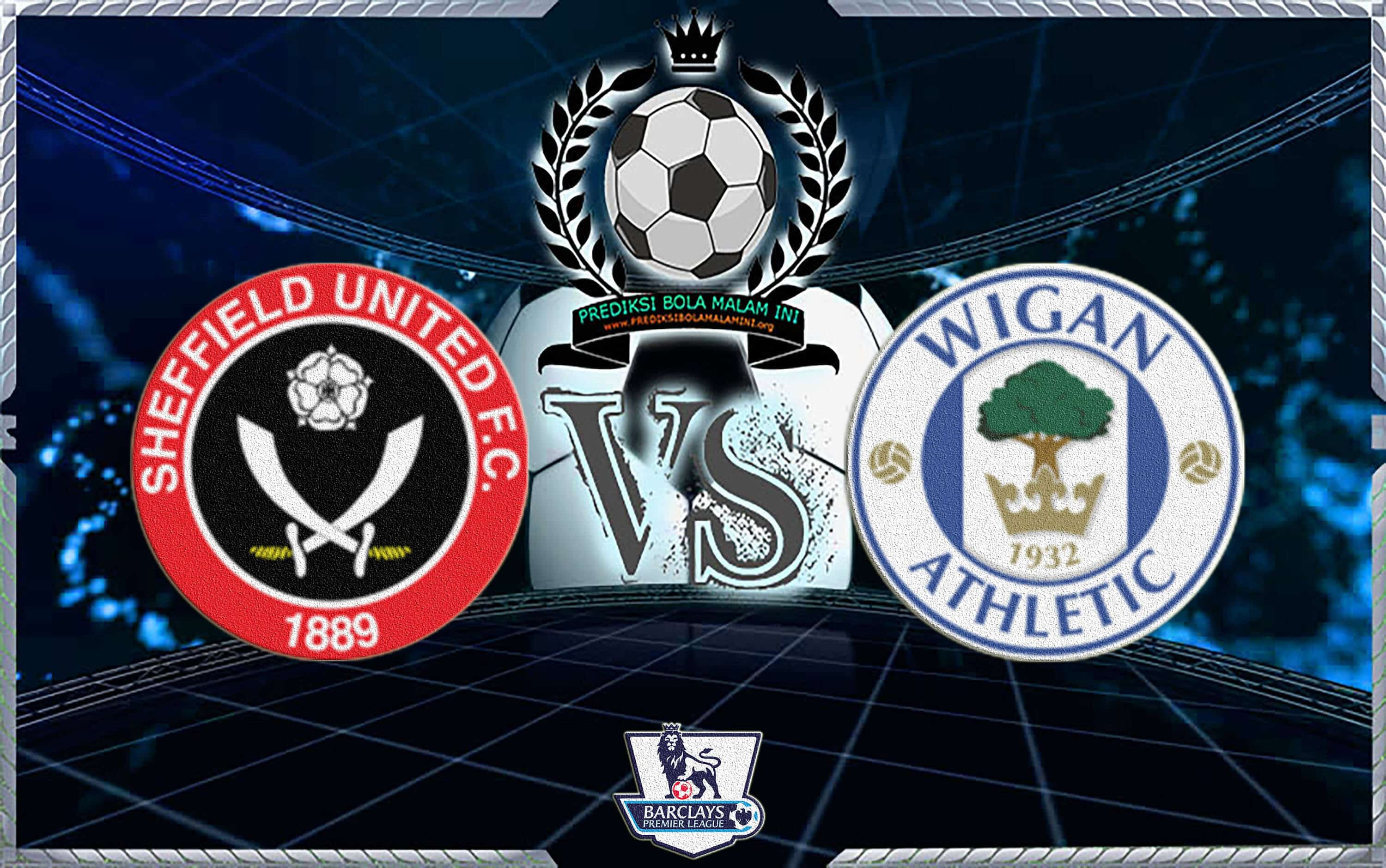 SHEFFIELD UNITED Vs WIGAN ATHLETIC Skor 27 Oktober 2018