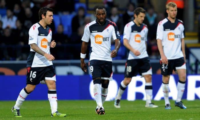 foto team football BOLTON WANDERERS