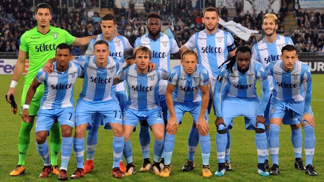 foto team football LAZIO