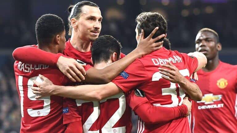 foto team football MANCHESTER UNITED