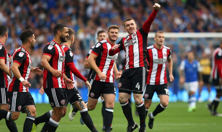 foto tim sepak bola SHEFFIELD UNITED