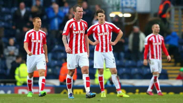 foto team football STOKE CITY