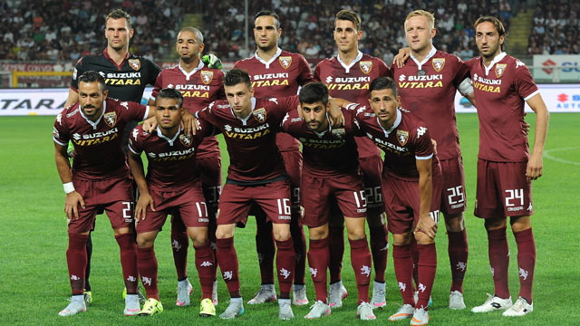 foto team football TORINO