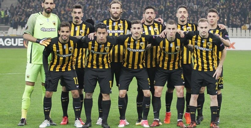 AEK ATHENSfootball team
