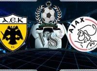Prediksi Skor Aek Athens Vs Ajax 28 November 2018