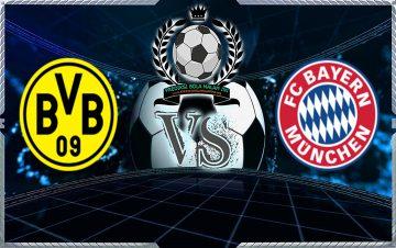 Predicks Skor Borussia Dortmund Vs Bayern Munchen 11 November 2018