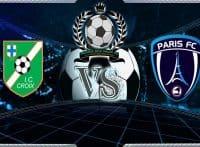 Prediksi Skor Croix Football Ic Vs Paris 17 November 2018