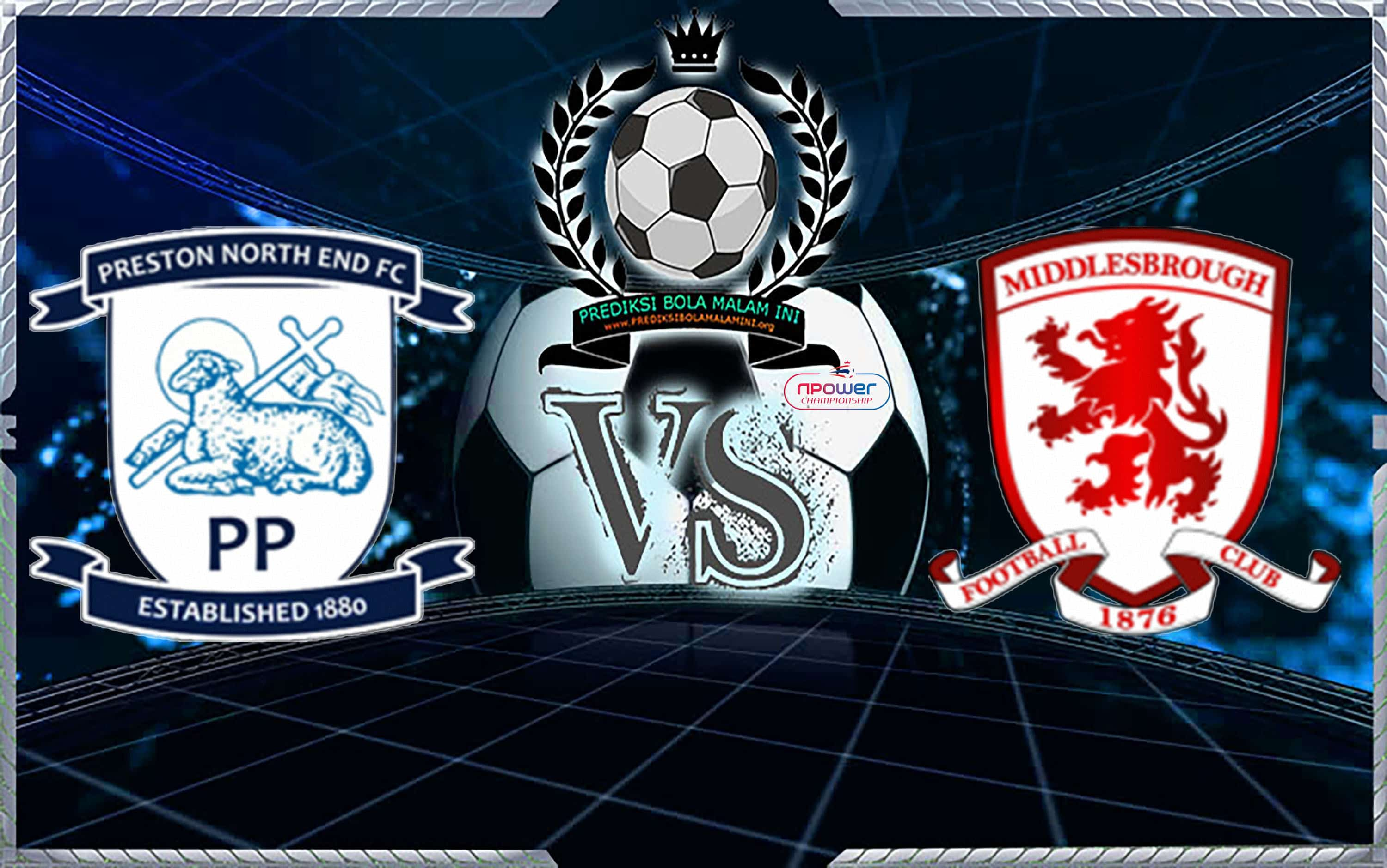 Prakiraan PRESTON NORTH END Vs MIDDLESBROUGH 28 November 2018