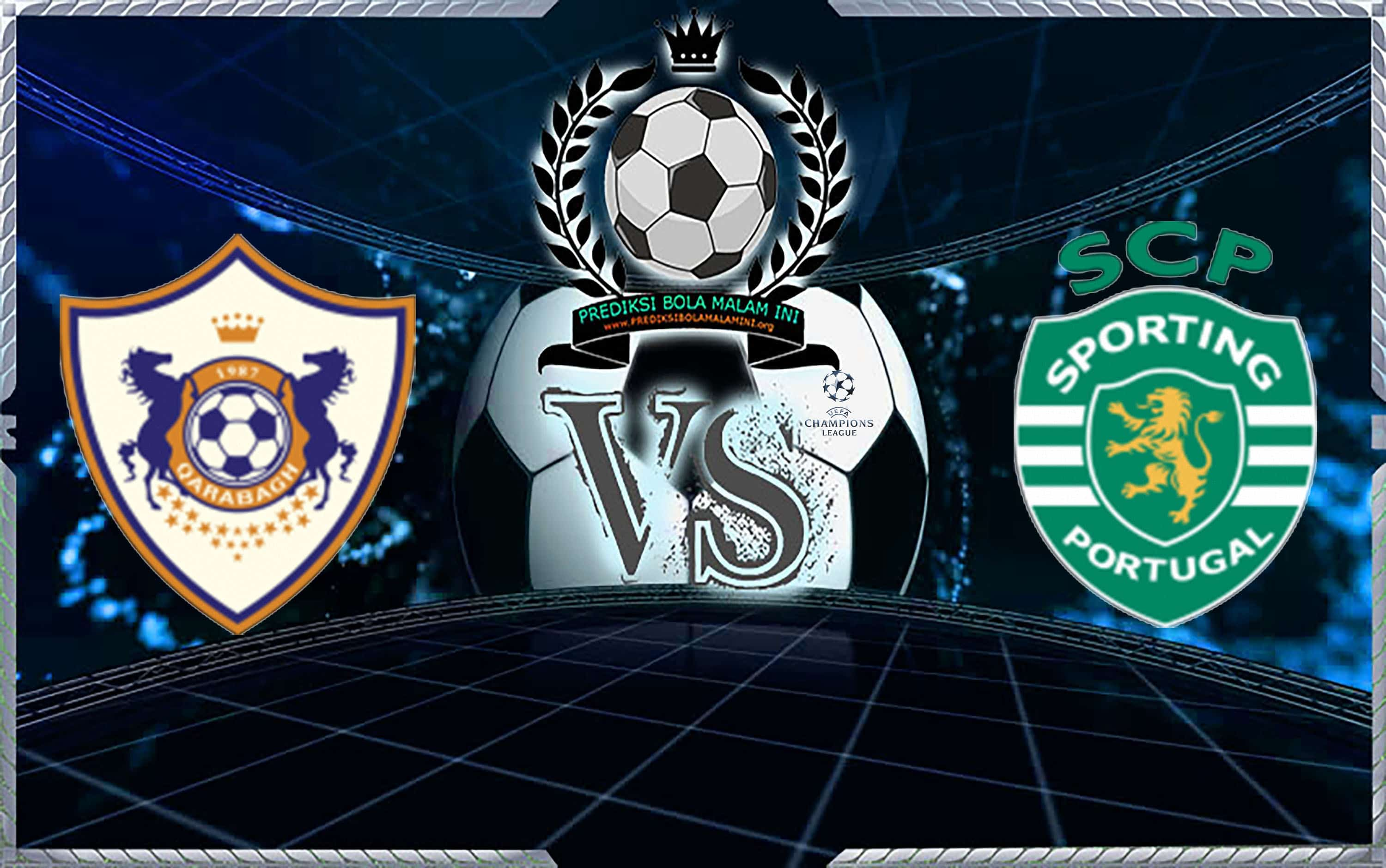Prediksi Skor QARABAG Vs SPORTING CP 30 November 2018