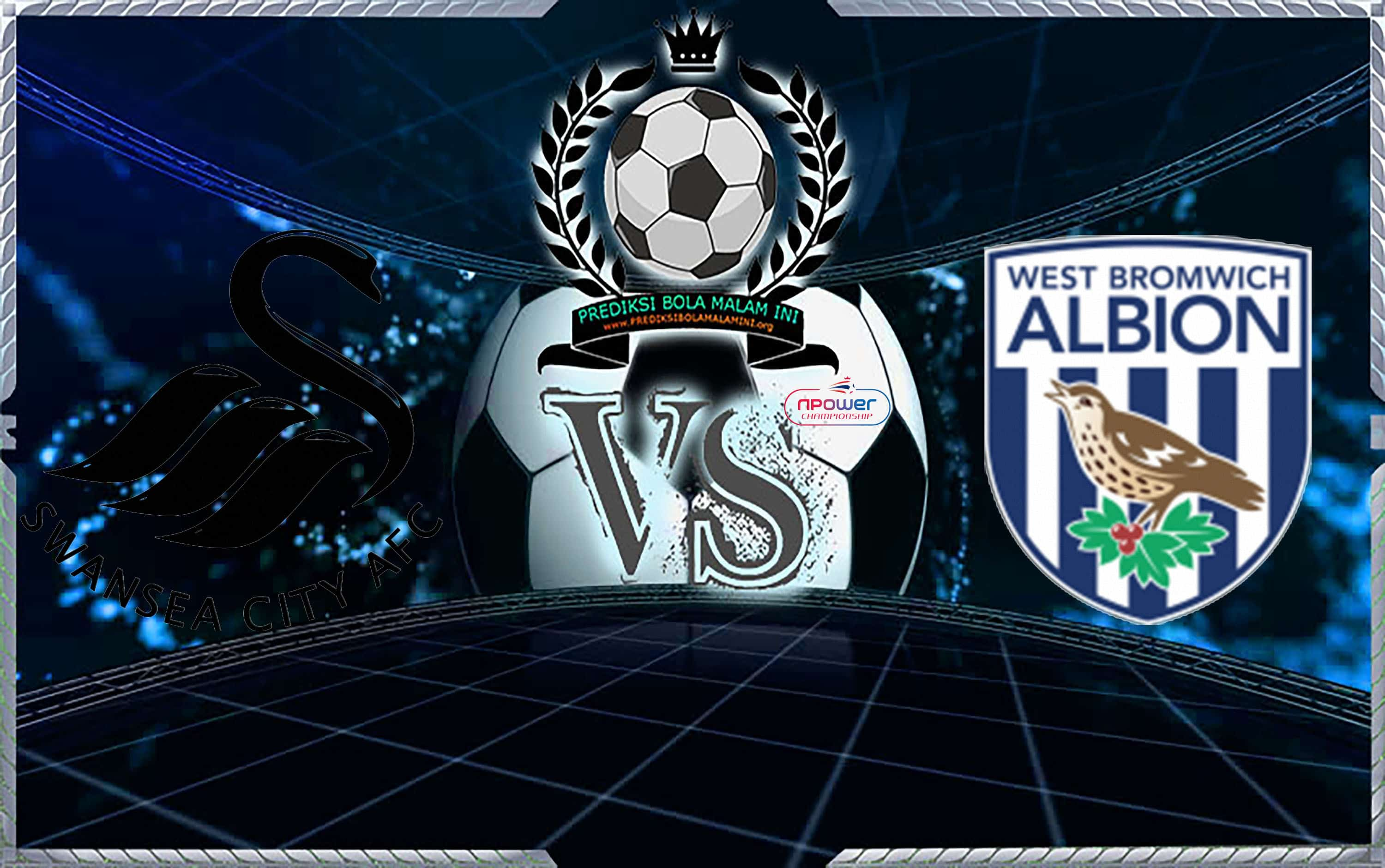 Prediksi Skor SWANSEA CITY Vs WEST BROMWICH ALBION 29 November 2018