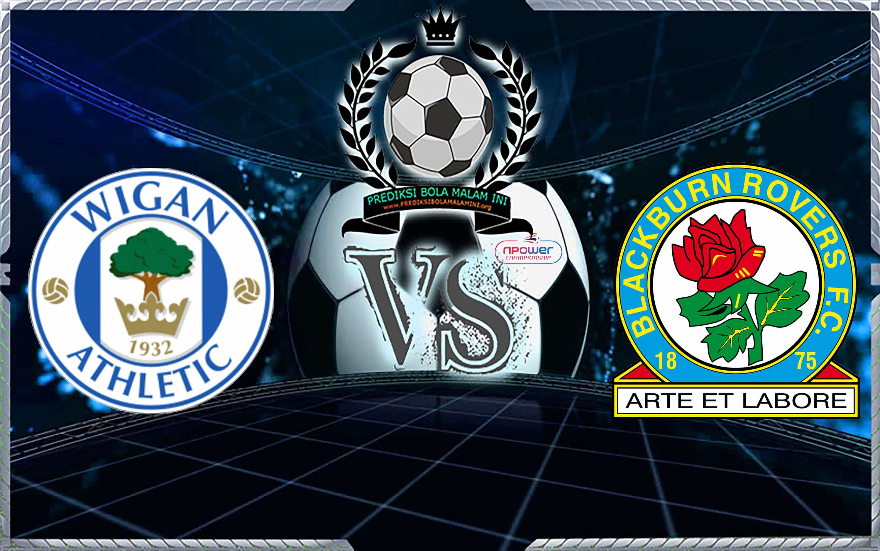 Prediksi WIGAN ATHLETIC vs. BLACKBURN ROVERS 29 November 2018