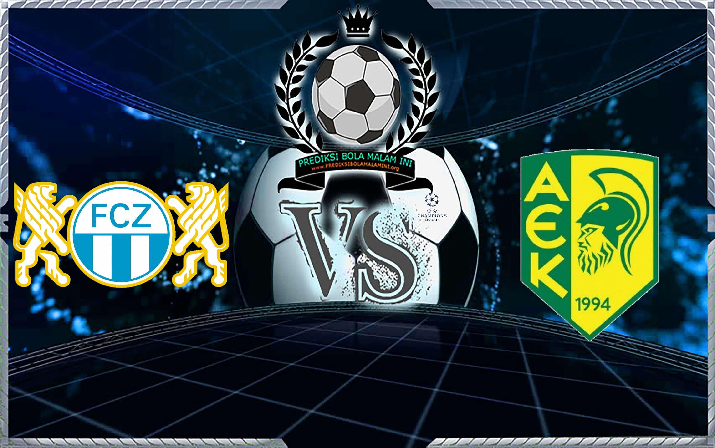 Predicks Skor ZURICH vs. AEK LARNACA pada 30 November 2018