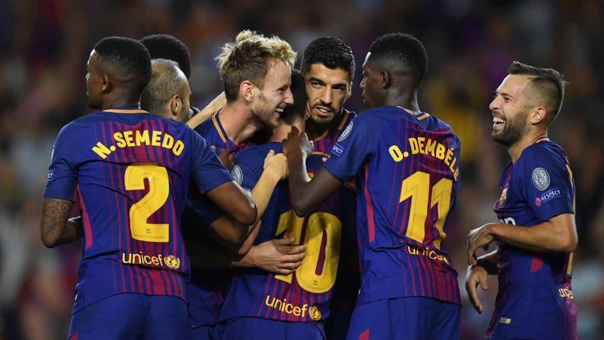 Tim sepak bola Barcelona