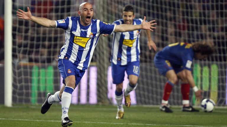 foto team football ESPANYOL