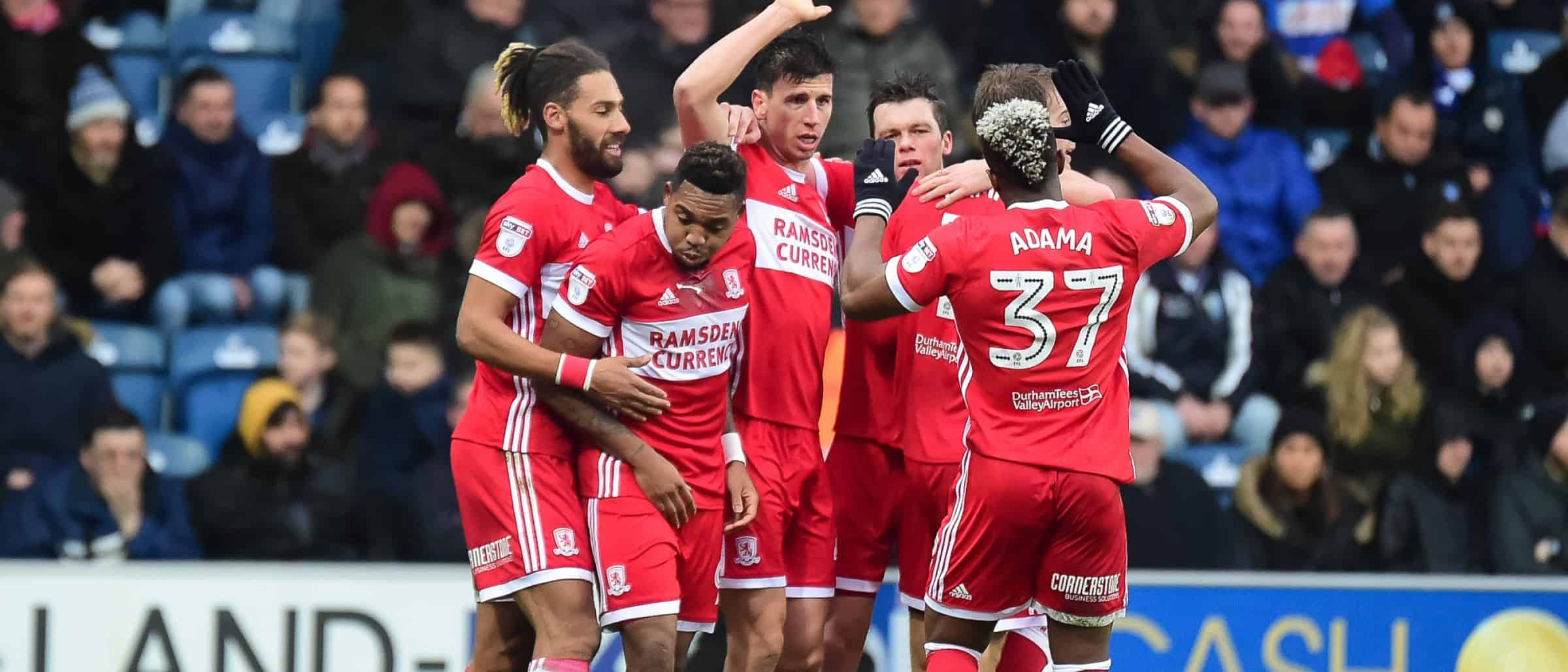 tim sepak bola middlesbrough
