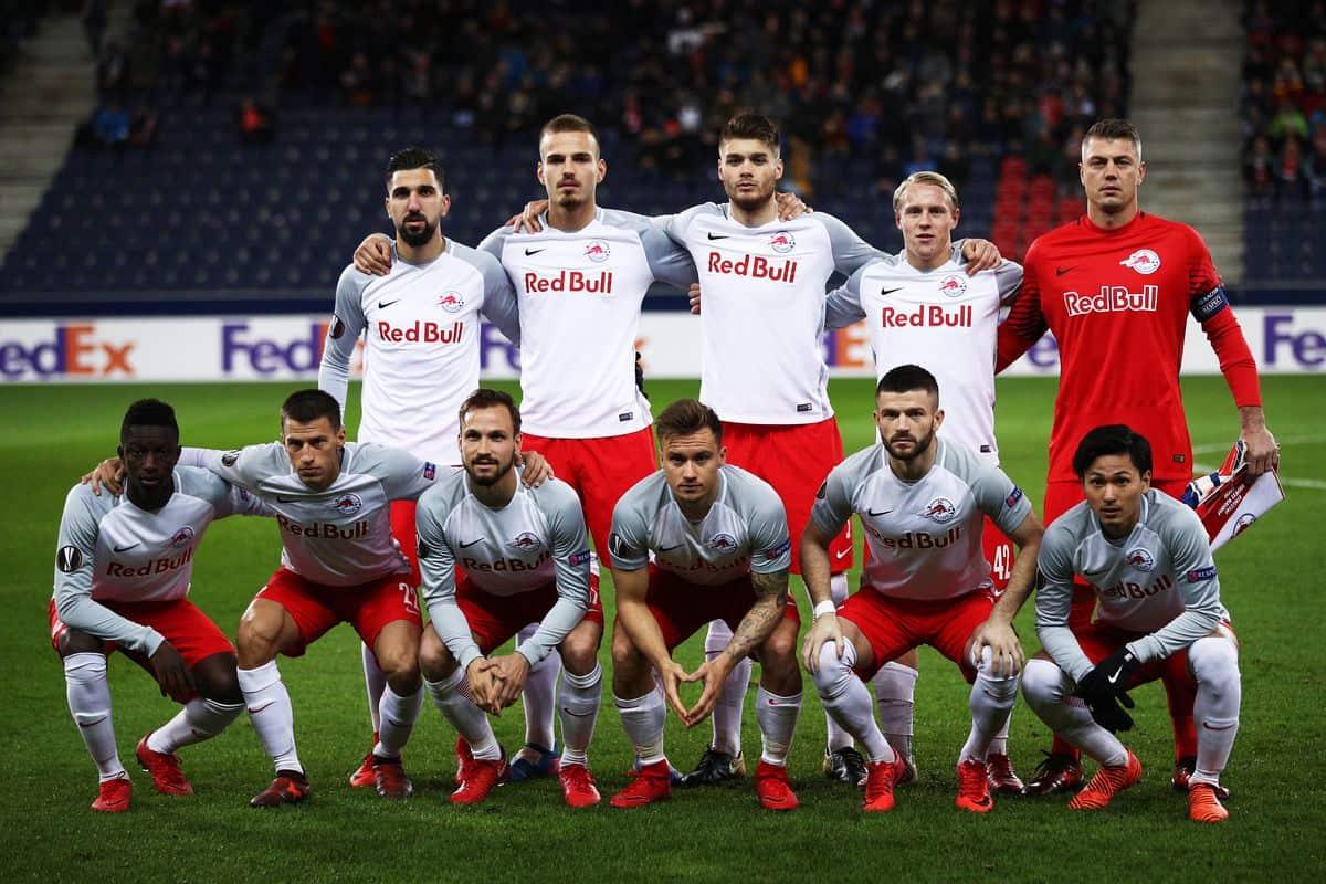 salzburg football team