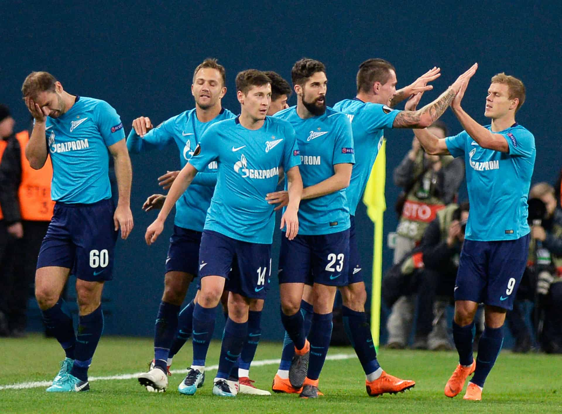 zenit football team