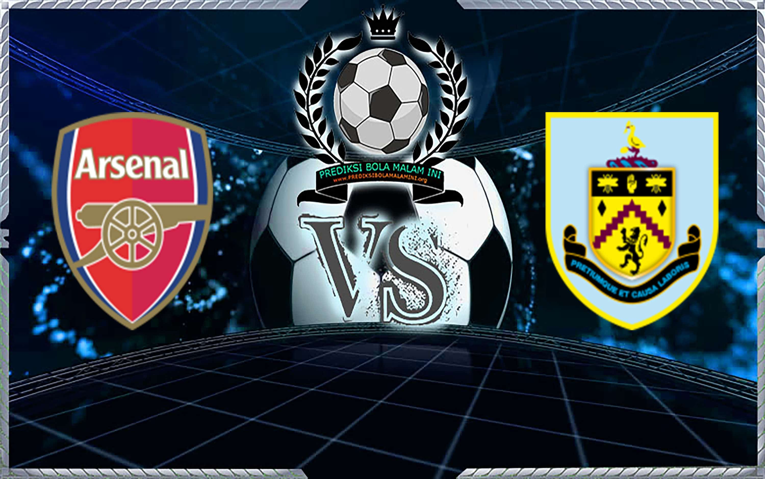 Prediksi Skor Arsenal Vs Burnley 22 Desember 2018