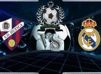 Prediksi Skor Huesca Vs Real Madrid 9 Desember 2018