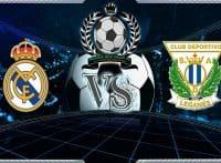 Prediksi Skor Real Madrid Vs Leganes 10 Januari 2019