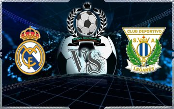 Prediks Skor Real Madrid Vs Leganes 10 Jan 2019
