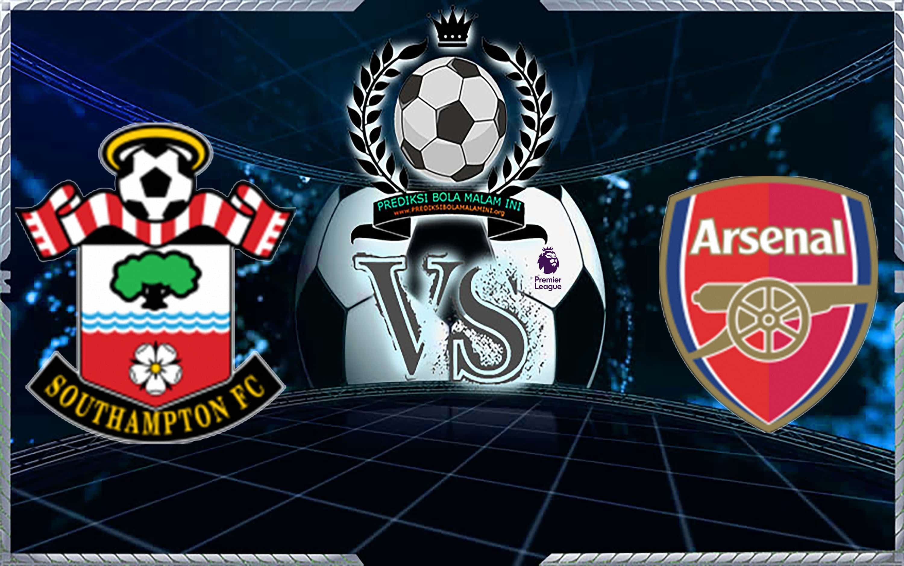 Predicks Skor SOUTHAMPTON VS ARSENAL 16 Desember 2018