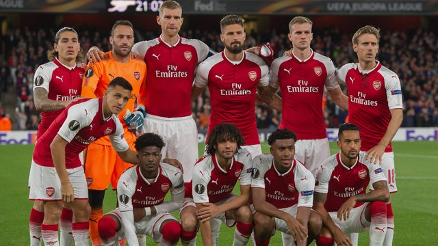 tim sepak bola arsenal