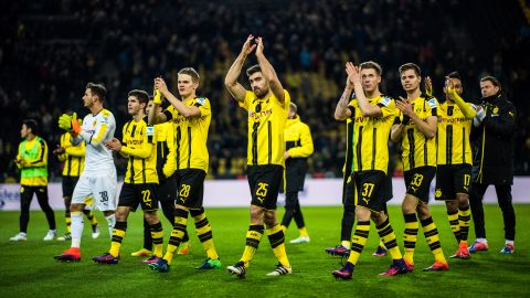 dortmund football team