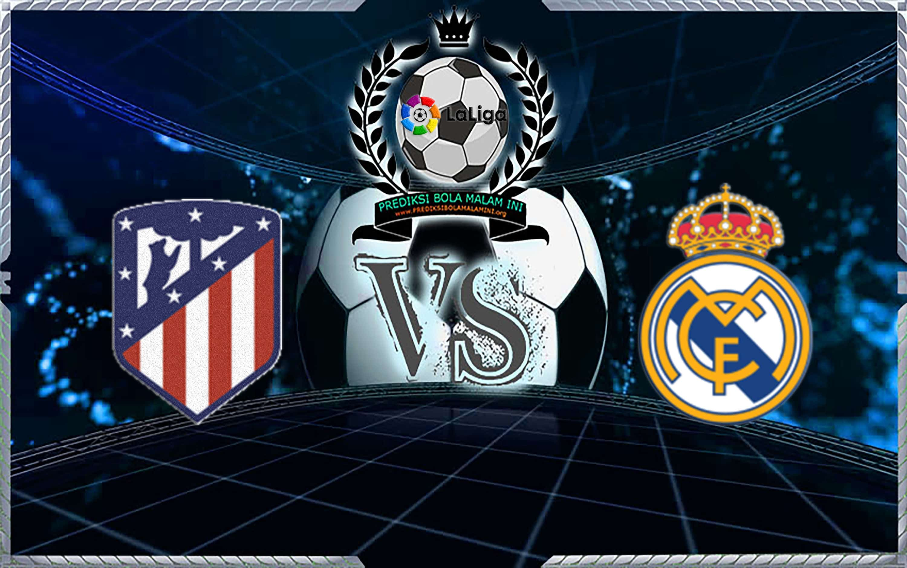 Prediksi Scor ATLÉTICO MADRID Vs REAL MADRID 9 Februari 2019