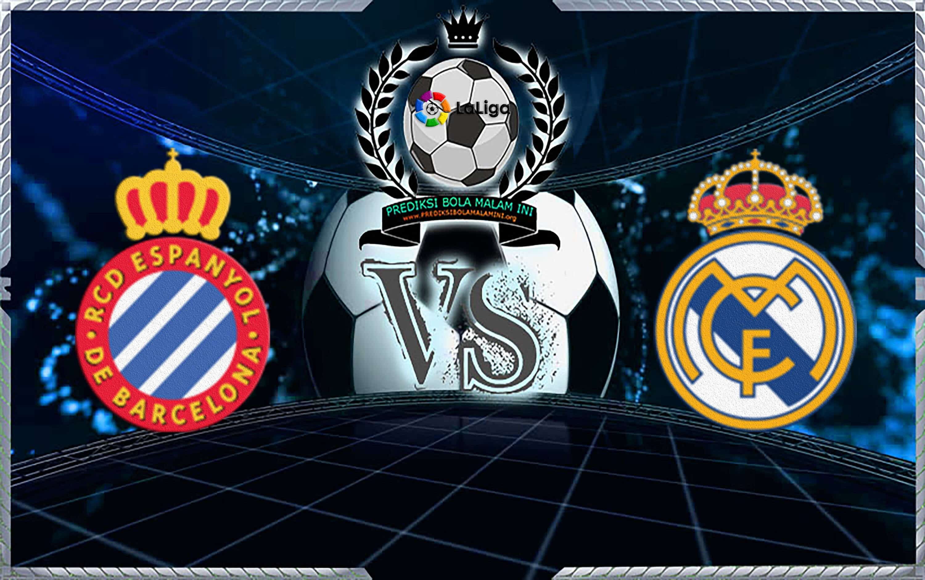 Prediksi Skor ESPANYOL Vs REAL MADRID 28 Januari 2019