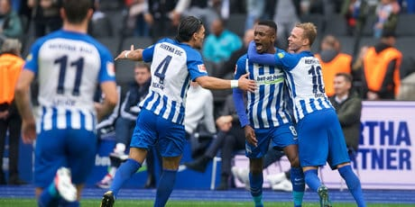 tim foto HERTHA BSC