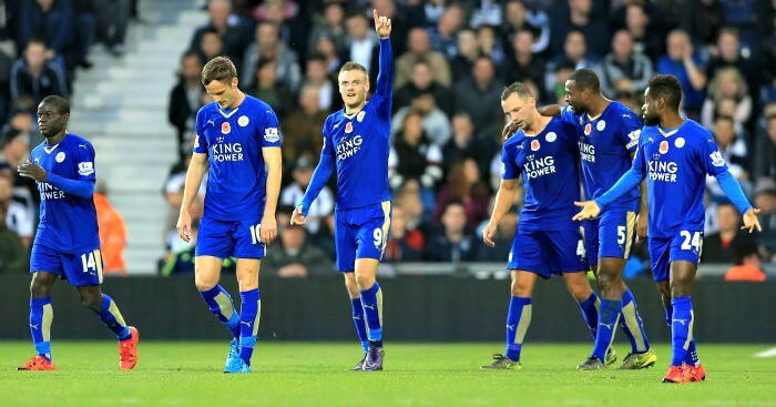 tim foto LEICESTER CITY