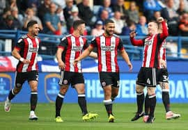foto tim SHEFFIELD UNITED