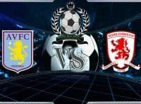 Prediksi Skor Aston villa Vs Middlesbrough 16 maret 2019