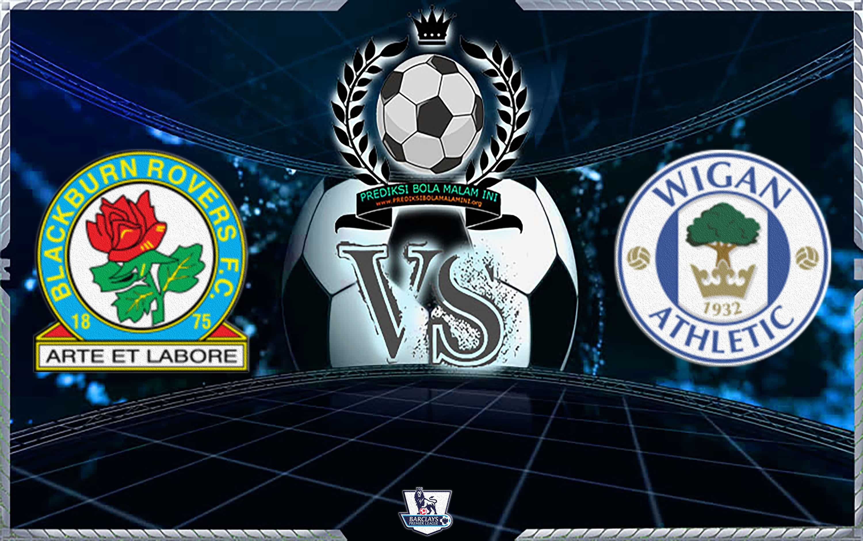 Prediksi Skor BLACKBURN ROVERS Vs WIGAN ATHLETIC 13 maret 2019