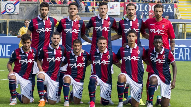 foto tim Football BOLOGNA