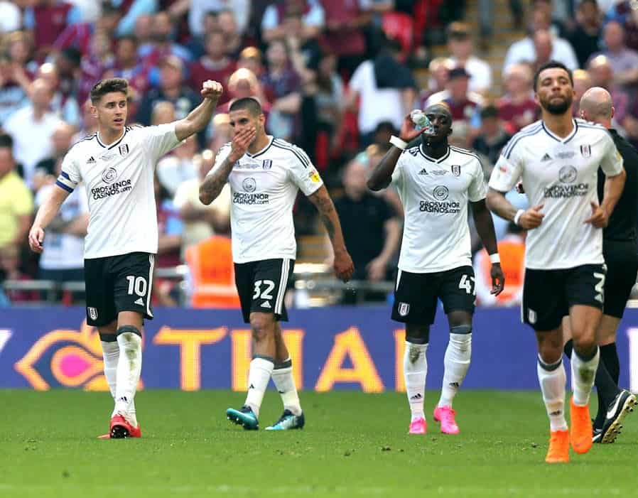 foto tim Football FULHAM 2019
